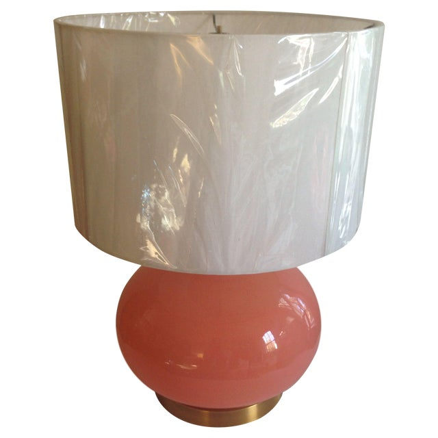 Candace Coral Lamp - Image 1 of 4