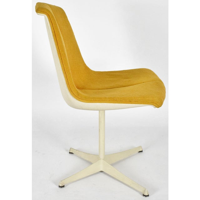Early 20th Century Richard Schultz for Knoll Dining Chairs - Set of 5 For Sale - Image 5 of 7