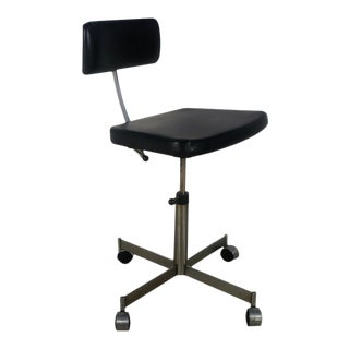 Mid Century Kevi Office Chair by Jorgen Rasmussen for Kevi For Sale