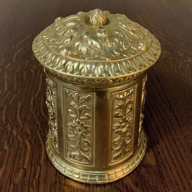 19th Century Bronze French Humidor For Sale - Image 4 of 13