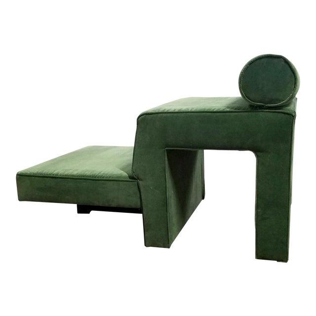 "1970s Vintage Vladimir Kagan ""Omnibus"" Chaise Lounge For Sale"