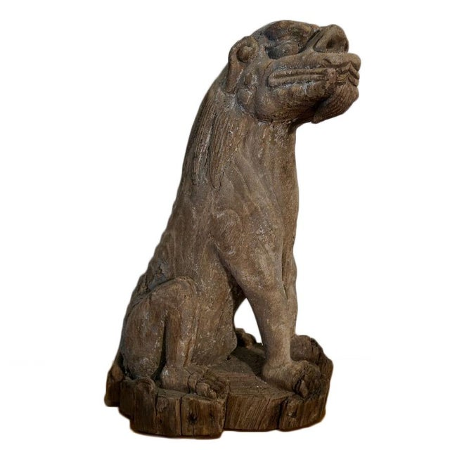 Late 18th Century Foo Dog For Sale - Image 11 of 11