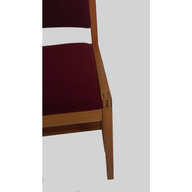 Borge Mogensen Model 3241 Dining Chairs, 1970s - Set of 6 For Sale In Madison - Image 6 of 7