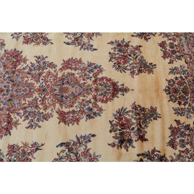 Traditional Vintage Karastan Traditional Floral Rug - 11′4″ × 17′10″ For Sale - Image 3 of 6
