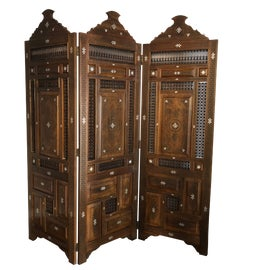 Image of Moroccan Screens and Room Dividers