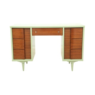 Midcentury Modern Sculptural Desk For Sale