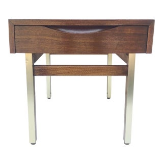 American of Martinsville Single Drawer Side Table For Sale