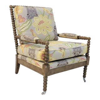 Jenny Lind Style Arm Chair For Sale