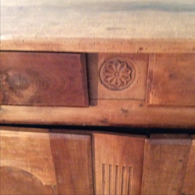 Antique French Dining Hutch - Image 6 of 7