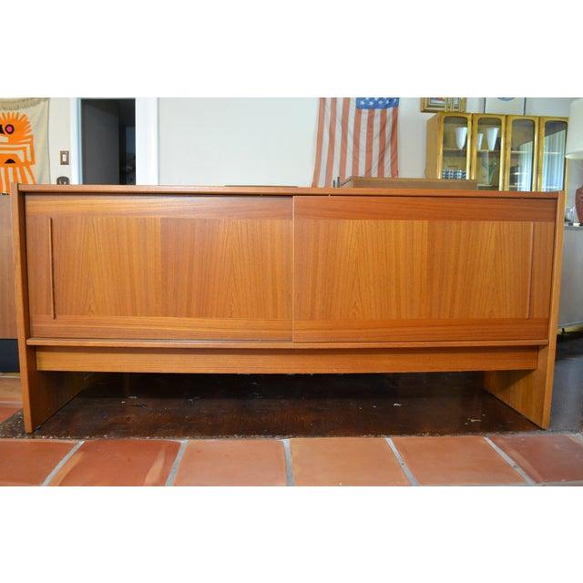 Mid-Century Modern Gangso Mobler Danish Teak Sideboard For Sale - Image 3 of 11