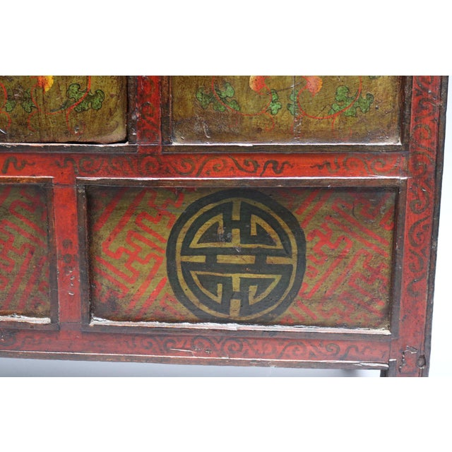 1920s 1920s Tibetan Chest For Sale - Image 5 of 7