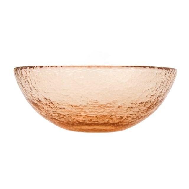 Copper Fire & Light Salad Bowl - Image 1 of 4