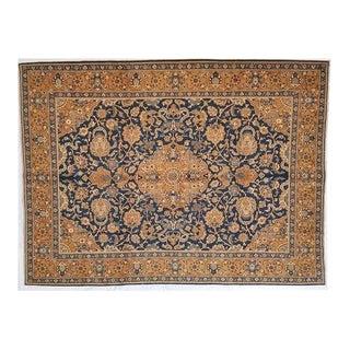 "1950s Leon Banilivi Antique Persian Tabriz Rug , 9'7"" X 12'3"" For Sale"