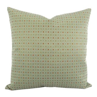 Kravet Check Out Poolside Pillow Cover For Sale