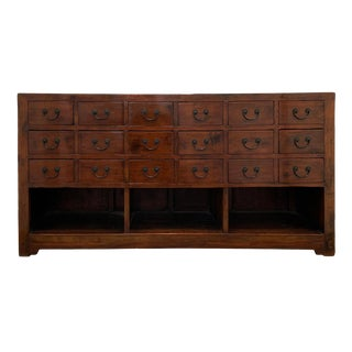 Early 19th Century Chinese Apothecary Chest For Sale