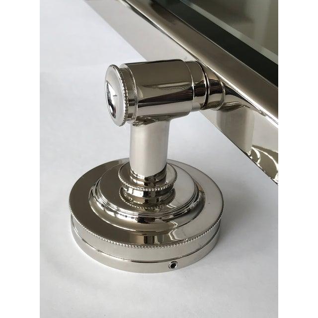 Restoration Hardware Asbury Classic Pivot Mirror Chairish