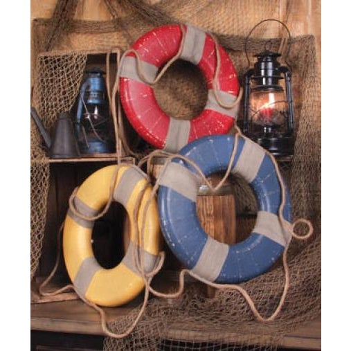 Vintage Nautical Life Rings - Set of 3 - Image 3 of 5