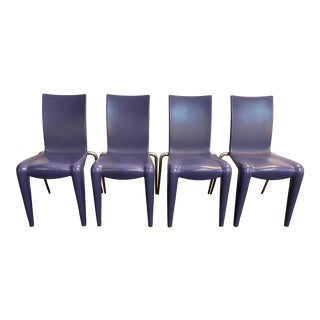 Philippe Starck Louis 20 Chairs, Set of 4 For Sale