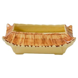 Pagoda Shaped Catchall For Sale