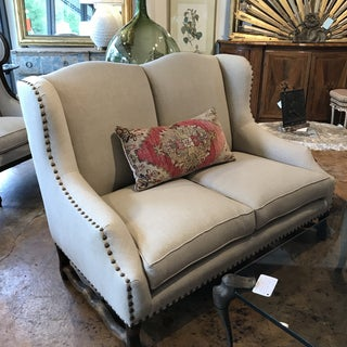 French Mouton Sofa, Pair Available Preview