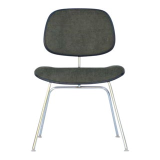 1970s Classic Vintage Charles and Ray Eames for Herman Miller DCM Chair For Sale