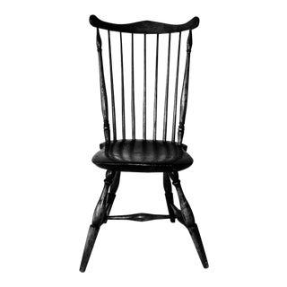18th-Century Vintage Fan Back Windsor Chair For Sale
