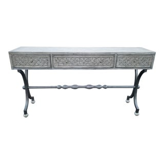 Hooker Melange Console Table For Sale