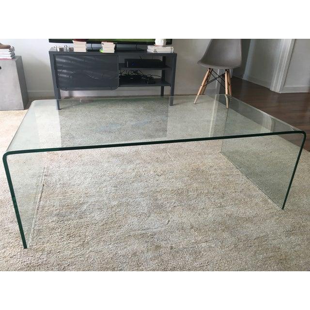 Safavieh Glass Coffee Table - Image 2 of 7