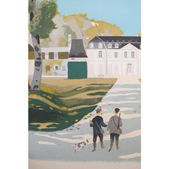 Date: 1945 Size: 24 x 39.5 inches Artist: LF Dominique Information: For more details, please call 514 656 3301 About the...