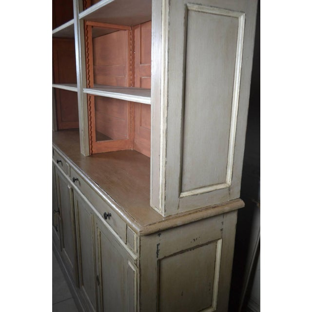 Directoire Style Bibliotheque For Sale - Image 10 of 11