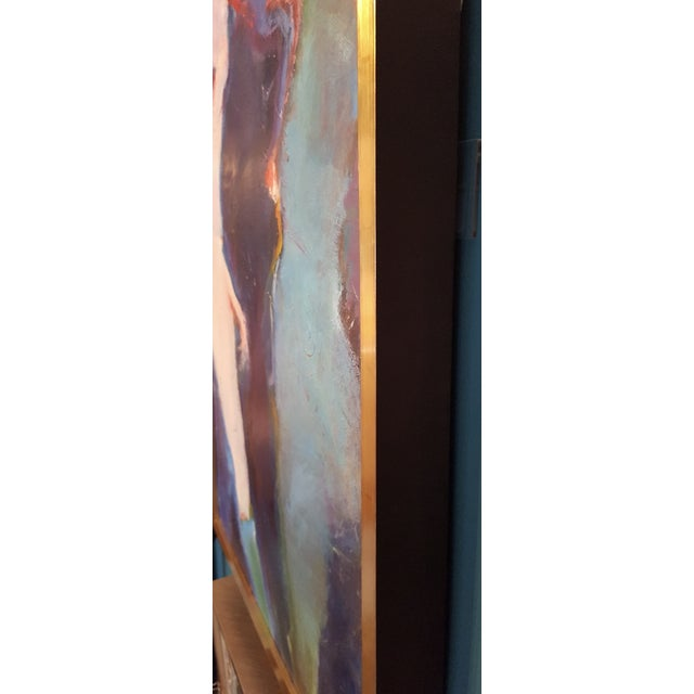 Art Deco Martin Sumers Oil Painting For Sale - Image 3 of 5