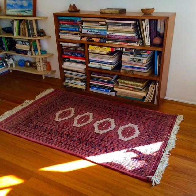 Bokhara Persian Wool Rug - 3′2″ × 5′8″ - Image 4 of 5