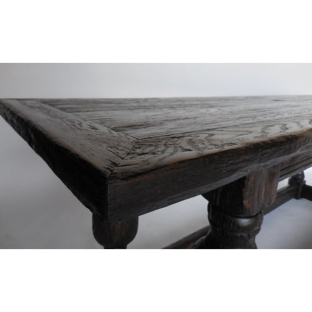 Not Yet Made - Made To Order Custom Baroque Style Console Table For Sale - Image 5 of 11