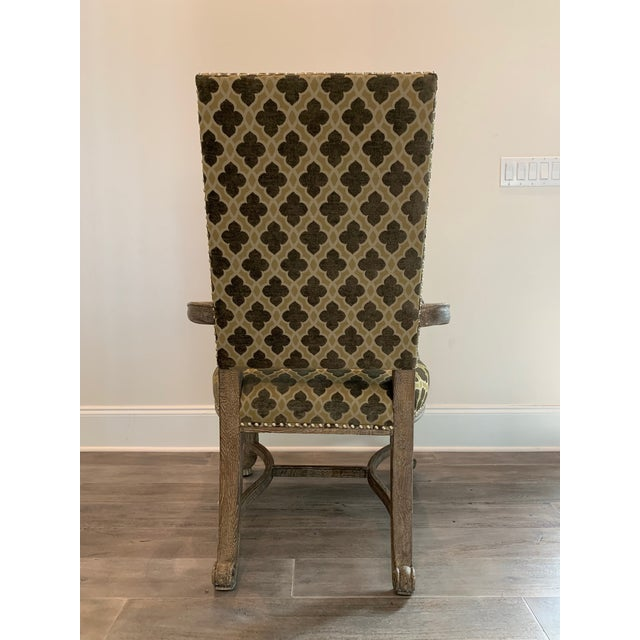 Traditional Modern Traditional Style Dining Chair For Sale - Image 3 of 5