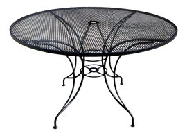 Image of Russell Woodard Outdoor Dining Tables