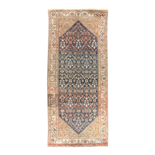 Antique Hand Made Malayer Persian Rug- 5′3″ × 12′ For Sale