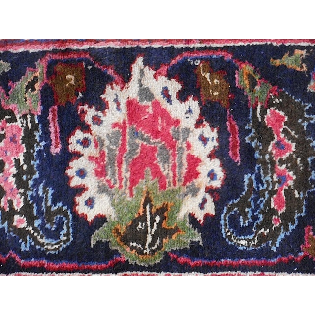 Semi Antique Persian Medallion Rug - 9' x 12' - Image 8 of 10