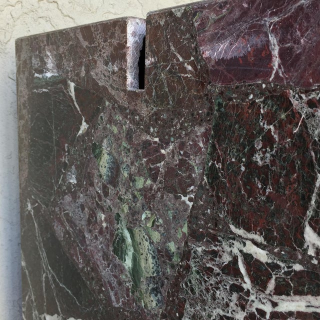 Italian Marble Dining Table Base - Image 10 of 11