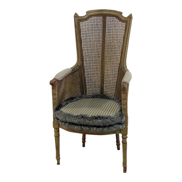 Louis XV Style Armchair For Sale