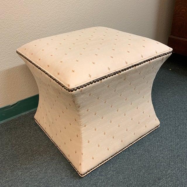 Fine Ballard Designs Custom Courbe Ottoman Short Links Chair Design For Home Short Linksinfo