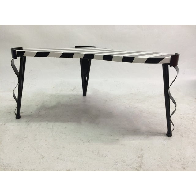 Memphis Inspired Side Table by Harry Siegel - Image 2 of 6