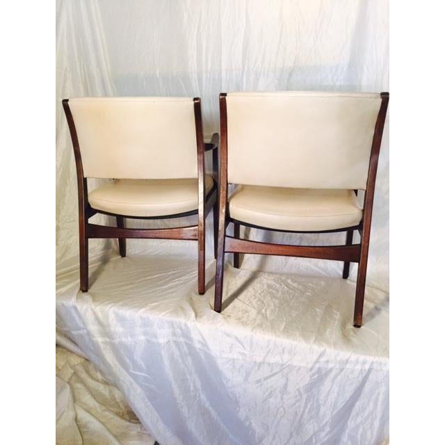 Vintage Mid-Century Johnson Chairs - A Pair - Image 5 of 6