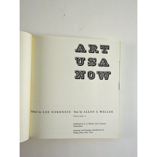 """""""Art Usa Now"""", 1962 - A Pair For Sale In San Antonio - Image 6 of 11"""
