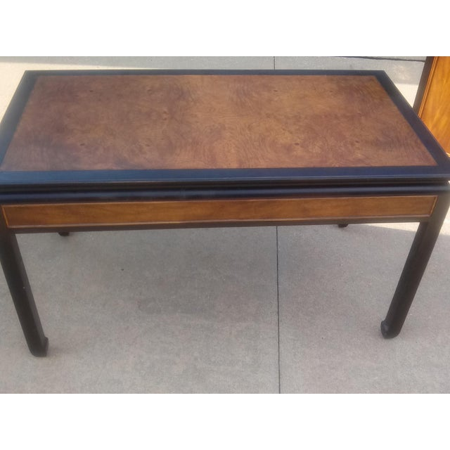 1980s Century Furniture Chin Hua Desk For Sale - Image 5 of 8