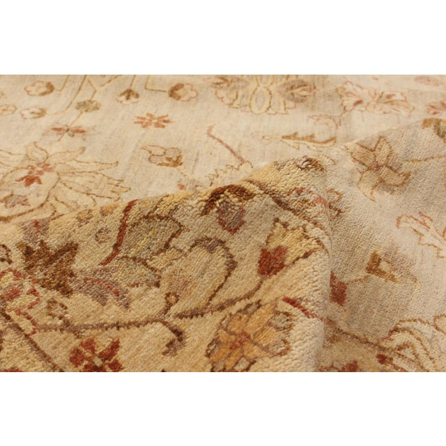 """2010s Classic Hand-Knotted Rug, 8'0"""" X 10'4"""" For Sale - Image 5 of 6"""