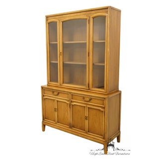 Late 20th Century Vintage Drexel Eastrend Collection China Cabinet Preview