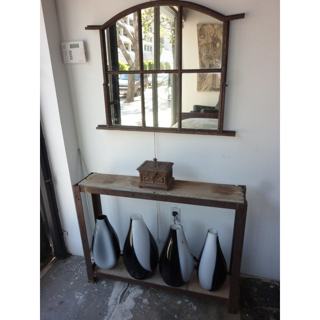 French Antique Entryway Set - Image 3 of 6