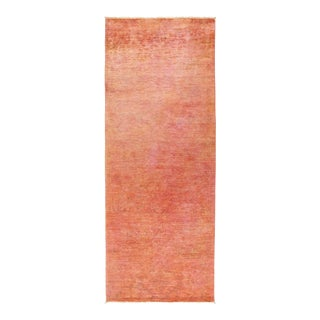 "Vita, Coral Vibrance Area Rug - 4' 0"" X 10' 4"" For Sale"