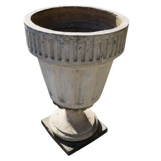 Antique Stoneware Urn, Circa 1900 For Sale