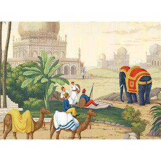 Casa Cosima Classic Jaipur Mural - Sample Preview